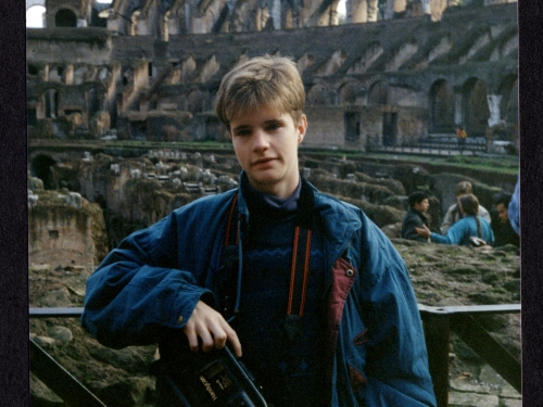 Photo of Matthew Shepard