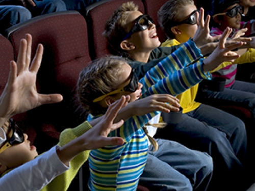 3D Theaters