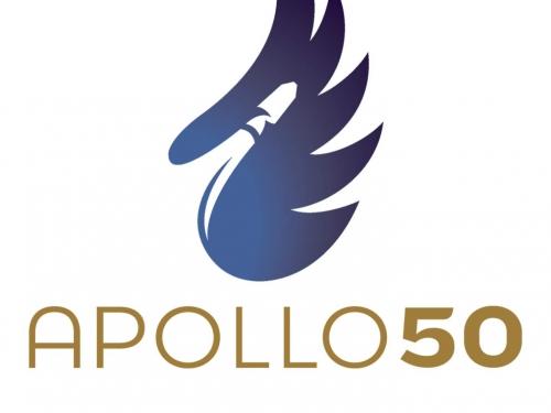 Apollo 50 logo