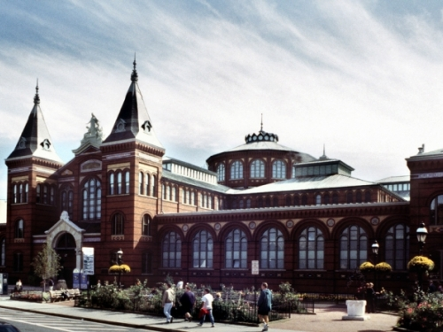 Smithsonian Arts & Industries Building