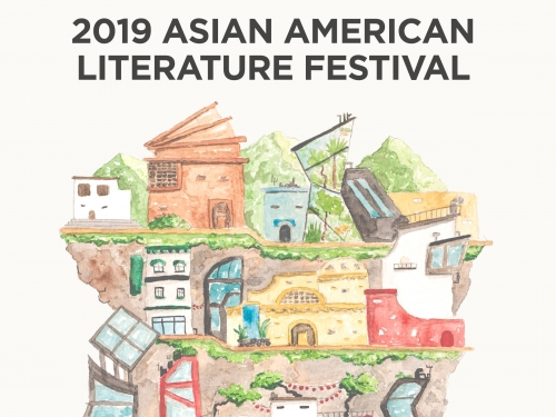Asian American Literature Festival graphic