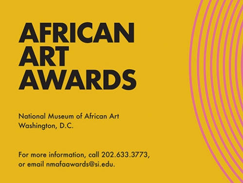 Banner for African Art Awards