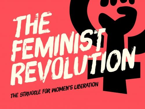 """Cover of """"The Feminist Revolution"""""""