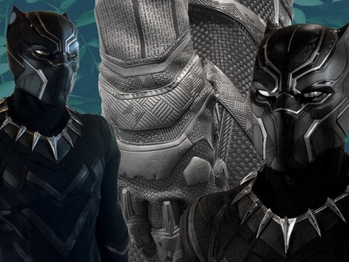 Black Panther Graphic