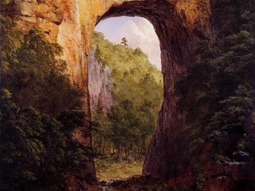Church, Natural Bridge