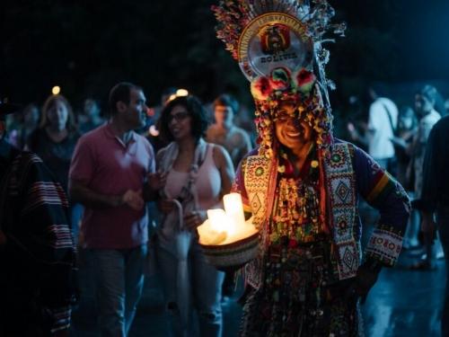 Inka Road event