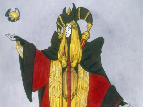 costume design drawing