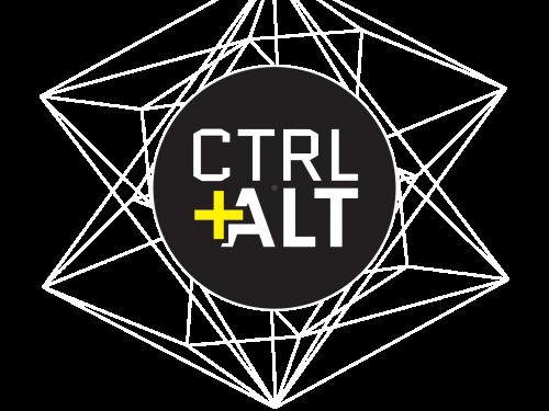 Ctrl + Alt logo