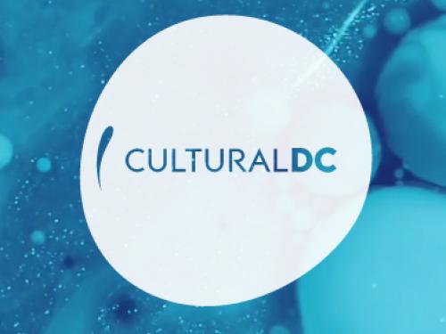 Cultural DC logo