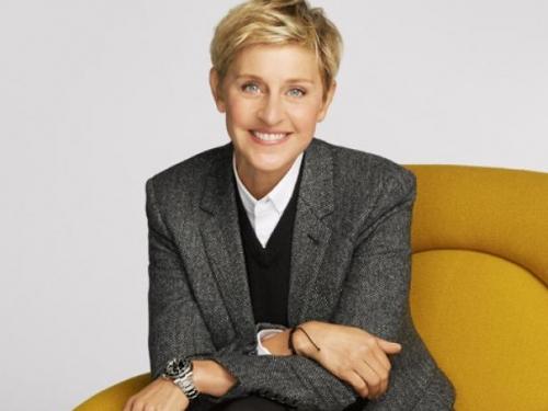 promo photo of Ellen DeGeneres