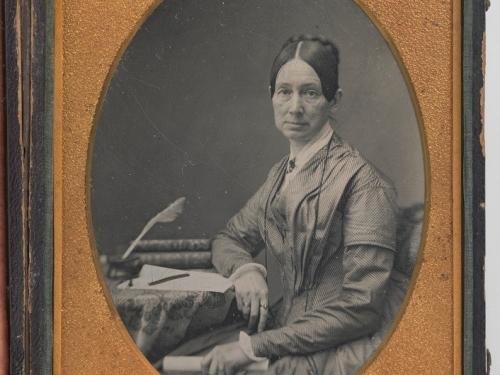 daguerreotype of Dorothea Dix