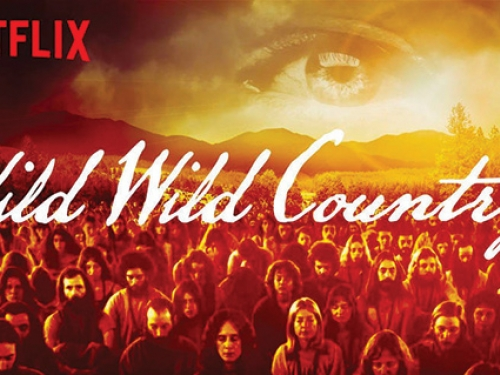 Screenshot from Wild Wild Country