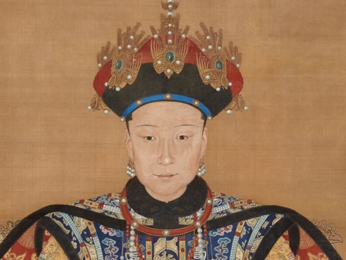 Empresses Exhibition at Freer and Sackler