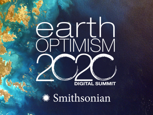 earth optimism graphic