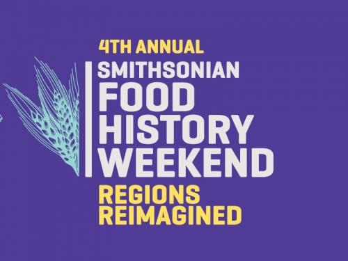 Food History Weekend banner