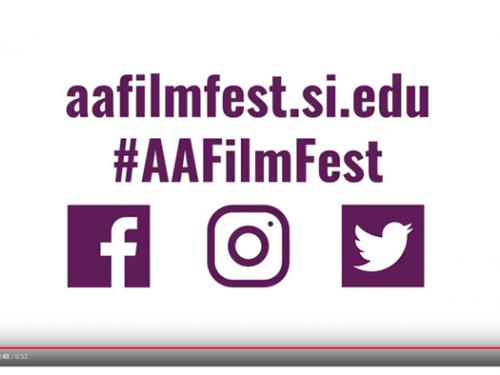 Logo for film festival