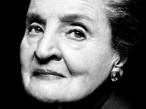 Author photo of Madeleine Albright