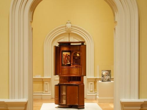 Gallery 2 inside the Renwick Gallery
