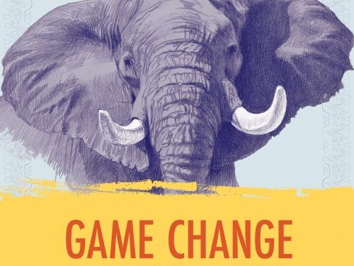 Game Change Elephant Graphic