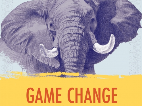 Game Change Elephant Graphic