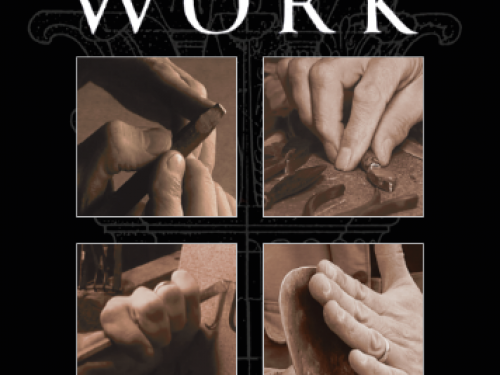 """Promotional poster for film """"Good Work"""""""