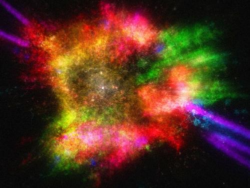 Reminants of supernova