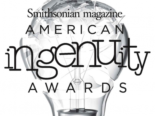 logo for ingenuity awards