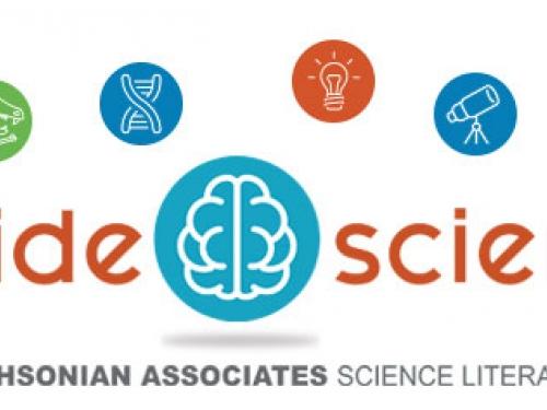 Inside science logo