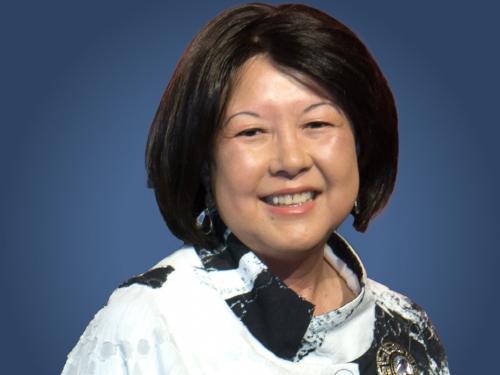Headshot of Irene Hirano Inouye