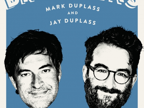 """Book jacket for """"Like Brothers"""""""