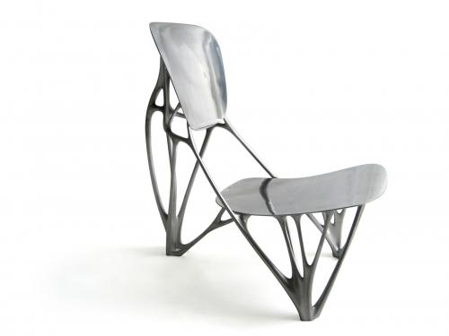 Joris Laarmann metal chair