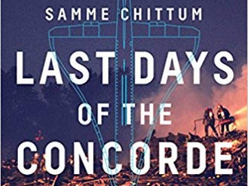 Book cover for Last Days of the Concorde