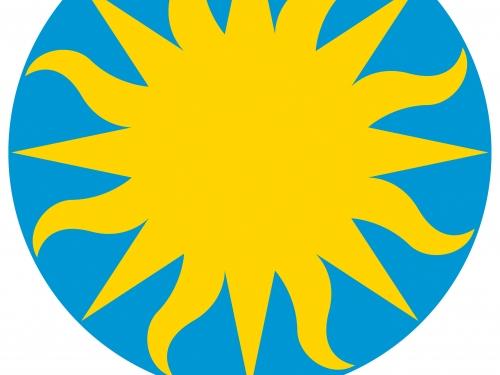 Smithsonian sunburst logo