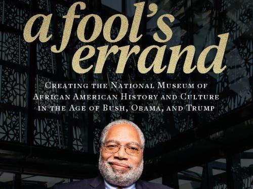 A fools errand cover