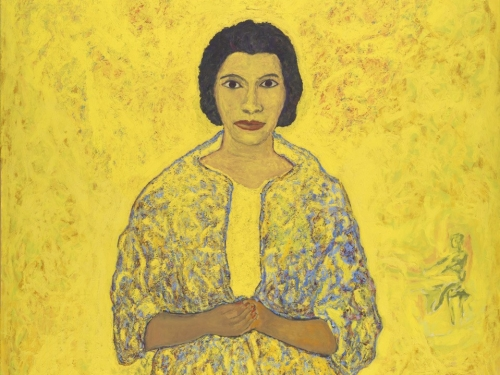 marian anderson portrait