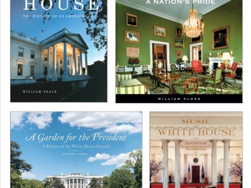 composite of White House photos