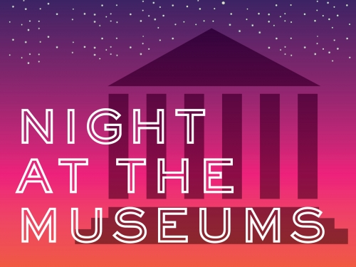 Bigh at the Museums logo