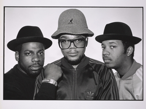 Run DMC and Jam Master Jay