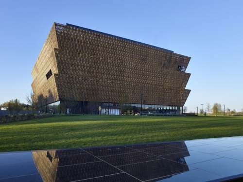 Photo of National Museum of African American History and Culture