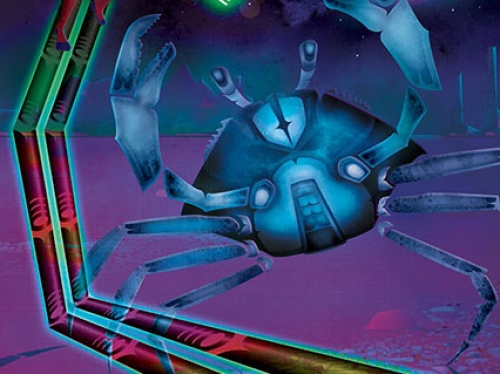 Spider Graphic