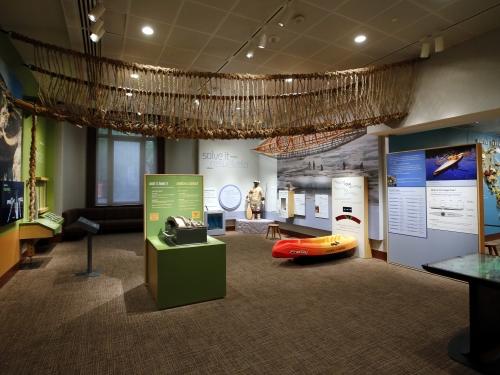 imagiNATIONS Activty Center at the George Gustav Heye Center