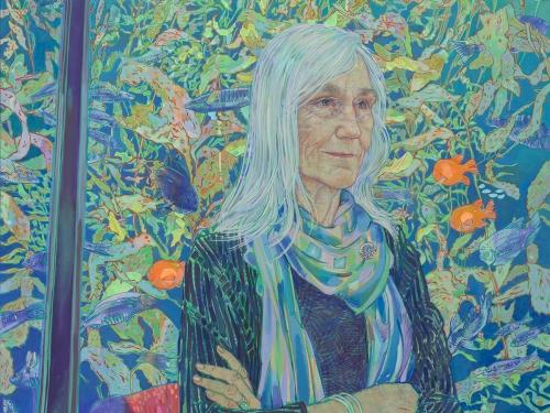 Portrait of Julie Packard