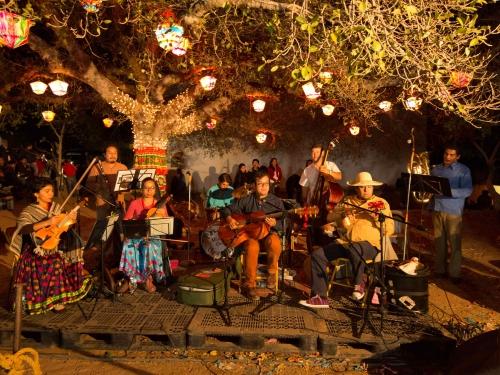 Pasatono, Mexican music ensemble