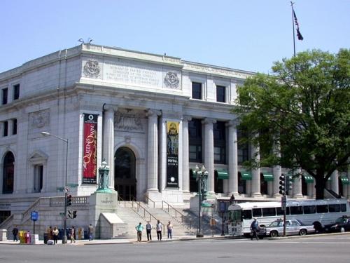 Postal Museum exterior