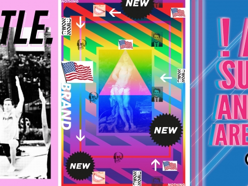 Hirshhorn in the City Posters