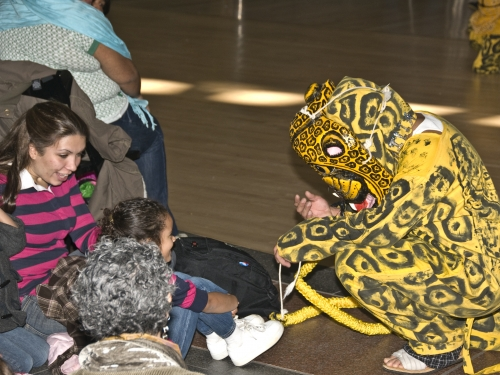 event with children