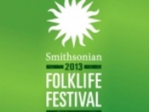 Smithsonian Folklife Festival 2013 logo