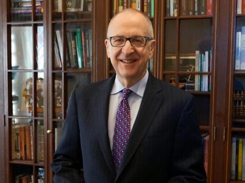 Secretary David Skorton