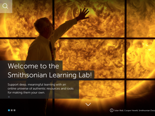 Learning Lab home page