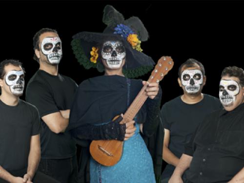 Musical group Sones de Mexico